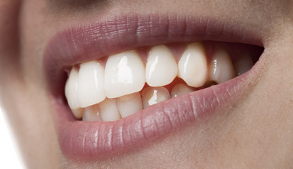 woman teeth smiling mouth