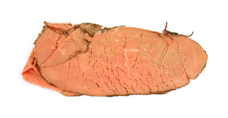 Fresh roast beef