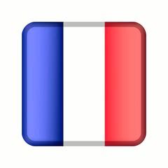 animation bouton drapeau france
