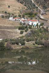 Douro river landscape