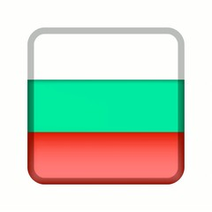 animation bouton drapeau bulgarie