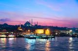 Fototapety Istanbul by Night