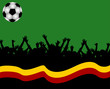 Fussball Fans Deutschland
