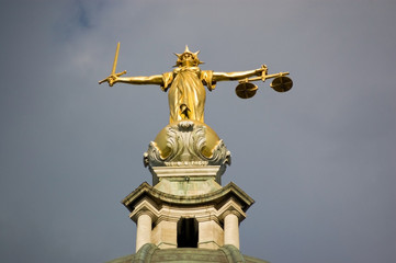 Justice, Old Bailey Court