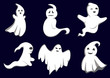 Mystery ghosts