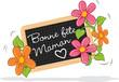 Carte - BONNE FETE MAMAN
