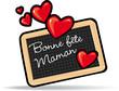 Bonne fête maman - Coeur (#6)
