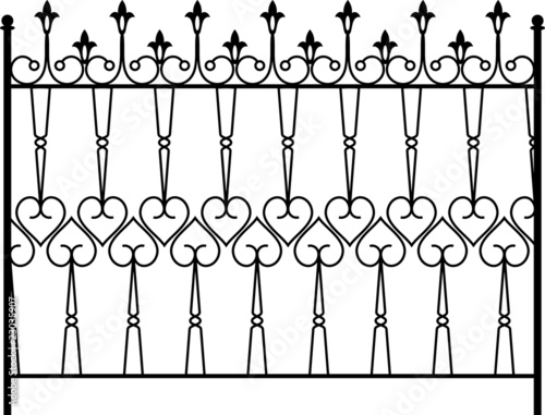 OTY5Y Free Wrought Iron Fence Design Software on electric fence gate