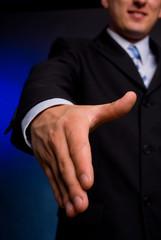 business man hand 3