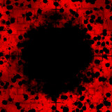 Sniper Scope Red Cells poster