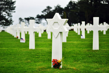 Normandy American Cemetery
