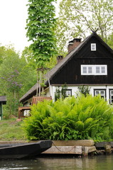 Haus am Kanal Spreewald