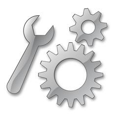 icona ingranaggi configurazione
