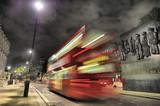 bus dans cité de londres