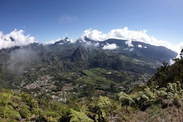 Cirque de Salazie-  Ile de la Réunion