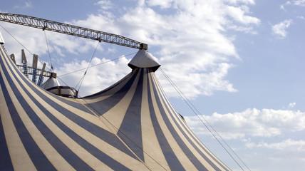 tenda del circo