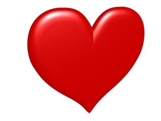 Clean heart rendering