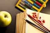 Fototapety ABC School Concept