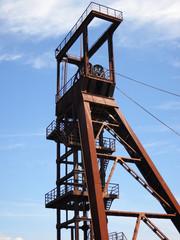 pozzo minerario