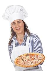 Your tasty Italian pizza
