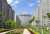 Modern Condominium Towers poster