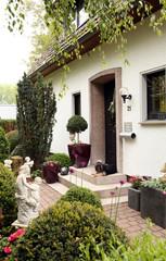 Haustür Hauseingang