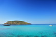 canvas print picture Cala Conta, Ibiza Spain