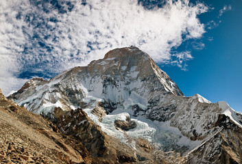 Makalu - 5th Heighest Mountain in the World