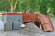outils et matériaux de maçonnerie - 23077336
