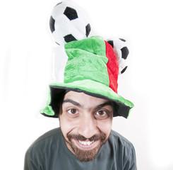 tifoso mondiali calcio