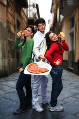 Pizza tutta italiana