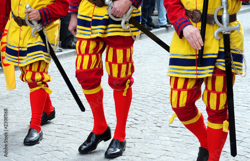 Procession of the Holy Blood, Bruges, Belgium - 23081168