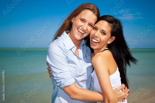 Happy Lesbian Couples 22
