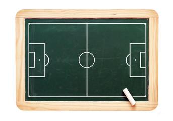 táctica futebol