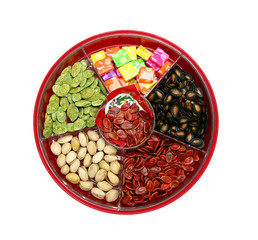 Chinese New Year -  Chinese Candy Box