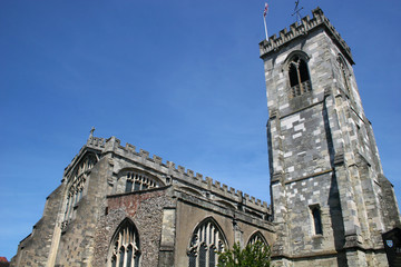 St Thomas' church, Salisbury