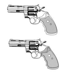 拳銃-357マグナム