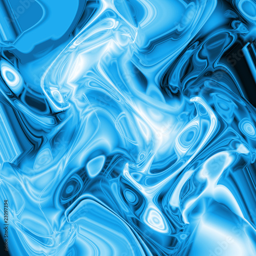 Sfondo Blu Astratto-Abstract Blue Background
