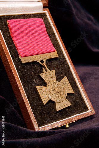 Victoria Cross (VC) is the highest military decoration in UK.