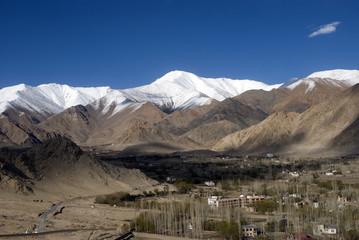 Mountains, Ladakh, India