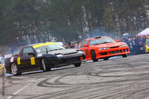 Foto op Plexiglas Motorsport Drift