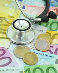 Geldscheine, Gesundheit