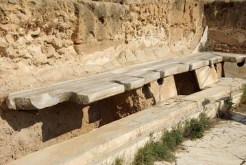 Latrines romaines, Libye