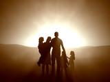 Family in the Light