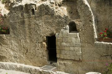jesus christ tomb israel
