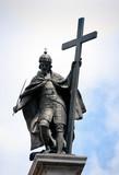 Kings Zygmunt's statue in Warsaw - 23111303