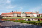 Royal Castle in Warsaw - Arcades poster