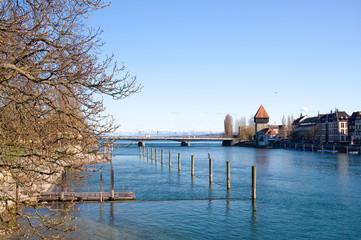 Rheintorturm, Konstanz, Bodensee