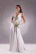 мини свадебные платья с пышной юбкой