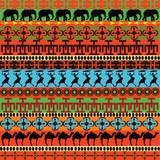 Tradiční africké vzor